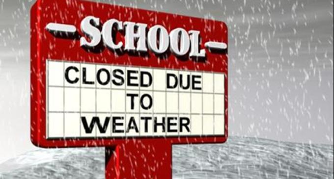 Update On School Closures