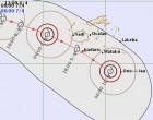 Storm Direct Threat To Fiji