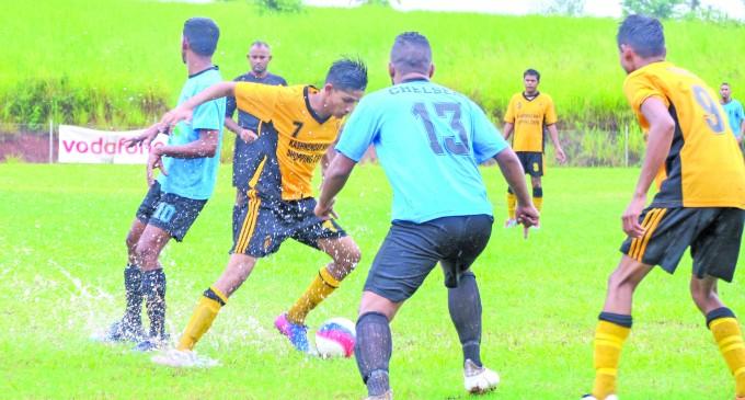 Singh Scores 2 For Tavua