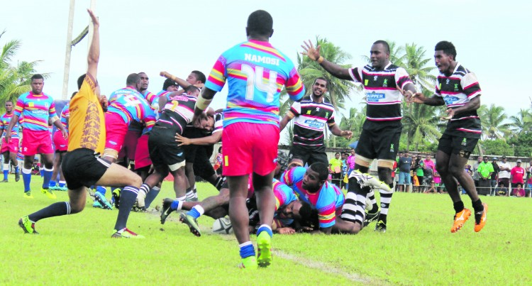 Close Win For Naitasiri