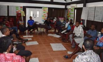 Workshop Serves As Eye-Opener For Men