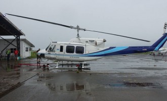 Locals Can, Says Our New Big 'Copter Service