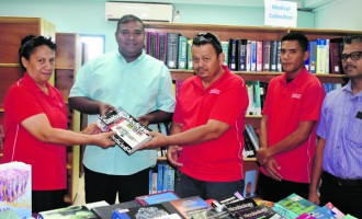 Unifiji Medical Students Receive Timely Boost