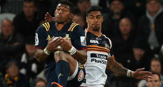Highlanders Too Strong For Brumbies