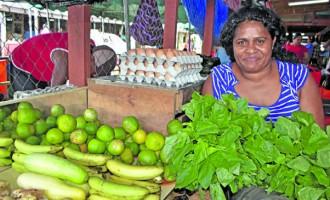 Love conquers all for Kadavu vendor