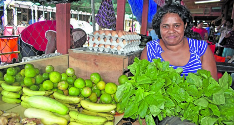Love conquers all for Kadavu vendor