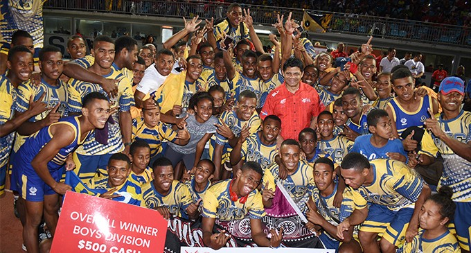 RKS back on top after 21 years