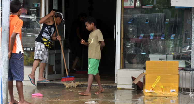 Fijians Show Resilience In The Face Of Nature's Wrath