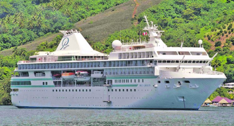 Five Star Ranked Vessel Confirms Trip To Fiji