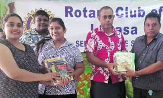 Books Will Enhance Rural Students Knowledge