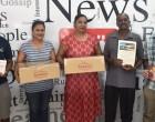 Fiji Sun Awards Gift To Nadi Couple