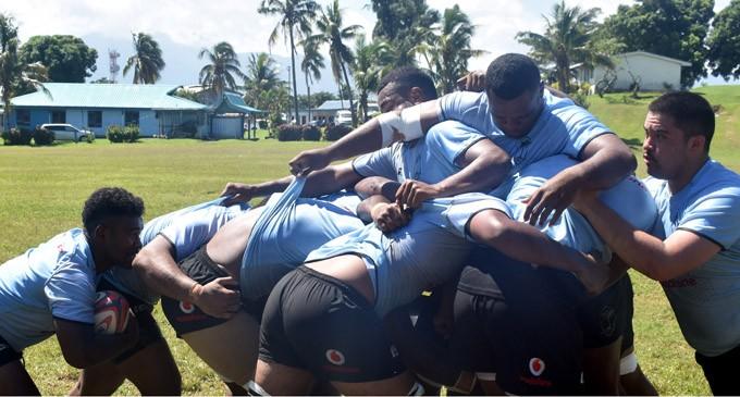 Fijian U20 Ready for NZ