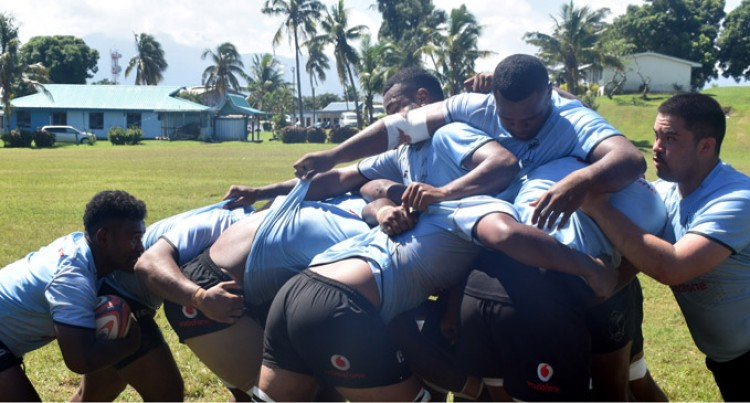 Fijian U20 Ready for NZ