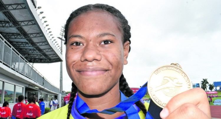 For My Mum, Says High Jumper