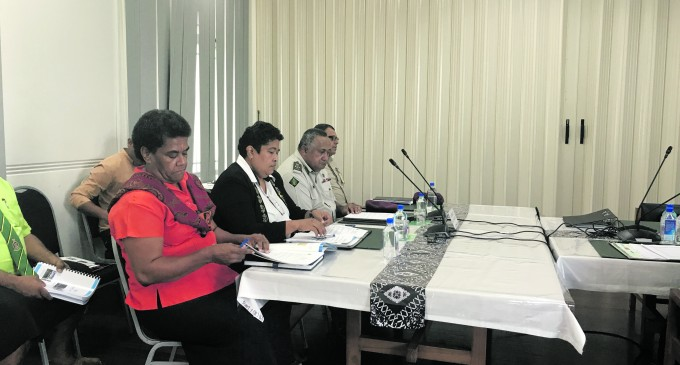 Commissioner Focuses On Discipline, Rehab
