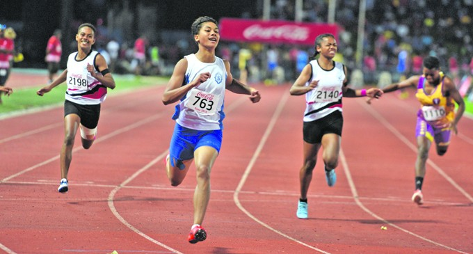 Young Clocks Record Time