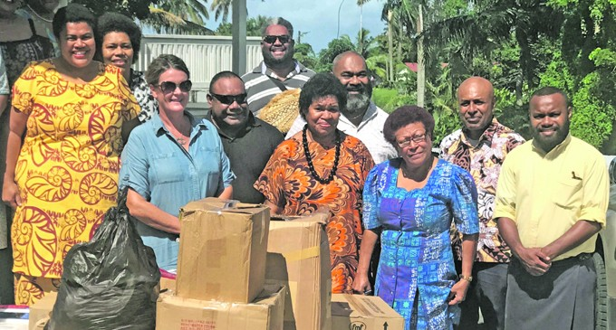 Vendors Reach Out to Victims of Tropical Cyclone Keni in Kadavu