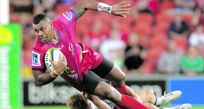 Kerevi To Lead Reds Again