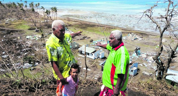 Better Road Boosts Life on Island
