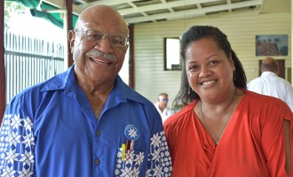 Rabuka Responds to criticism of USA trip