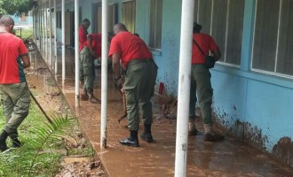133 RFMF personnel helping in Ba, Nadi