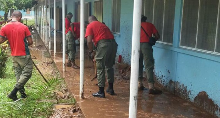 133 RFMF personnel helping in Ba, Nadi