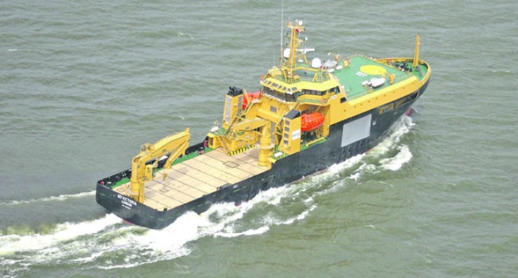 Kolitagane To Receive Vessel On Behalf Of Govt