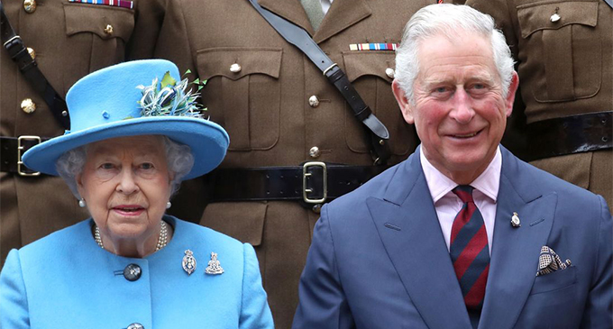 Queen Elizabeth and Prince Charles. Commonwealth leaders endorsed Prince Charles, The Prince of Wales, to succeed the Queen as head of the Commonwealth.