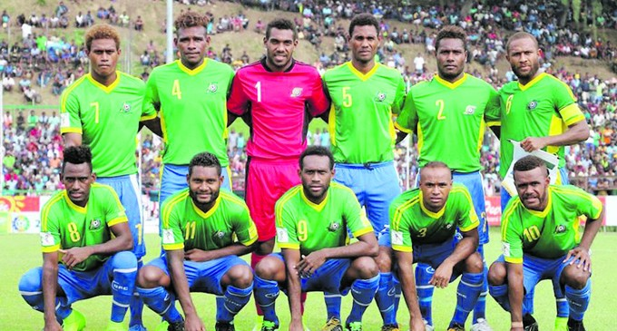 Five Solomon Islands Players Will Travel To England For Trials