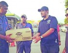 Flood Victims, Volunteers Assisted