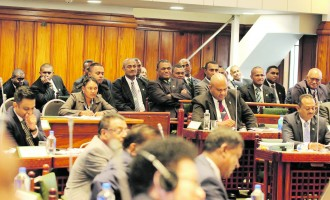 A-G: Justice A Must For Everyone Khaiyum