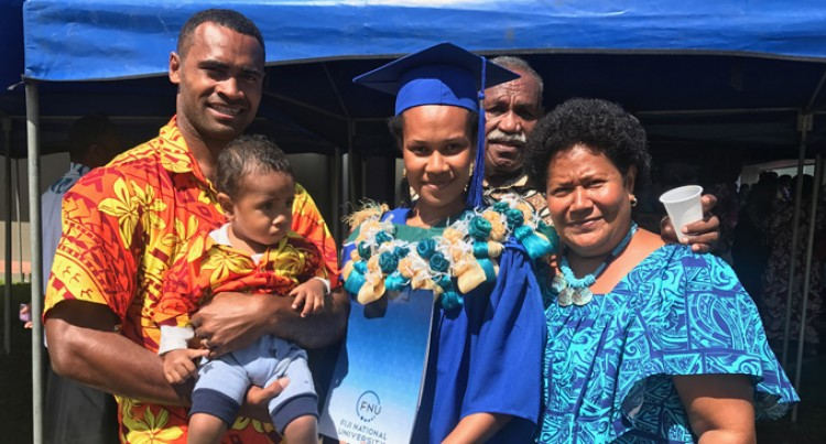 'Not An Easy Task', But Mum Happy To Graduate