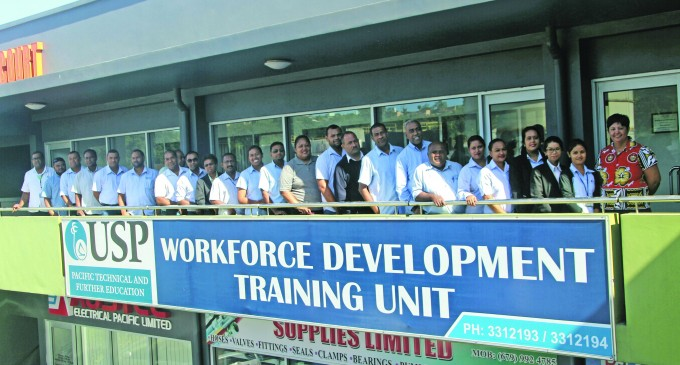 Fiji Ports Invest In Training