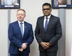 Irish Minister On Fiji Visit
