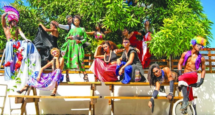 The Making Of The Bottega Gold Fijian Fashion Festival