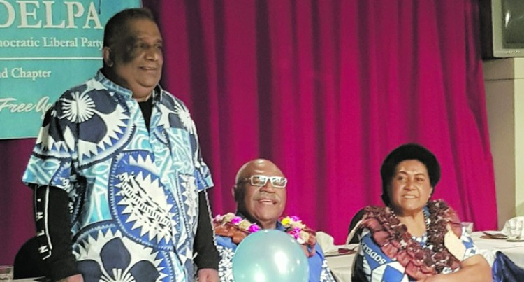 Rabuka: Fijians Too Dependent