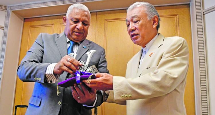 Pm Praises Foundation's Work