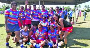 Namosi women rugby side on May 19,2018. Photo: Nacanieli Tuilevuka