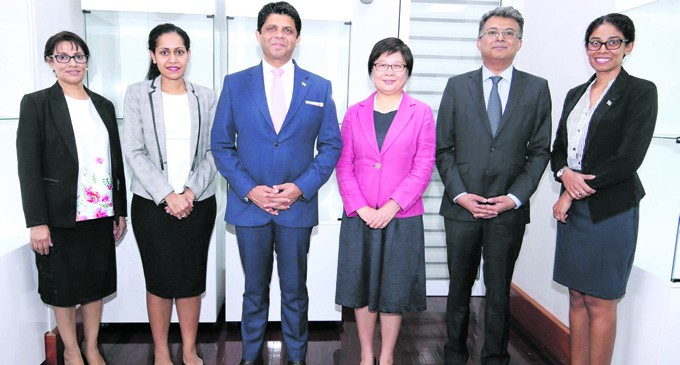 A-G receives Rep From World Intellectual Property Organisation
