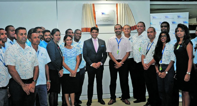 Airports Fiji Limited Renamed to Fiji Airports Limited