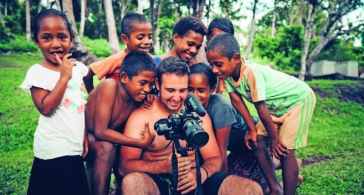 Film Captures Essence Of Fiji