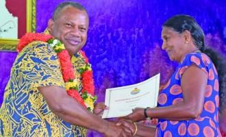 Unlock Agriculture Potential, Graduate Told