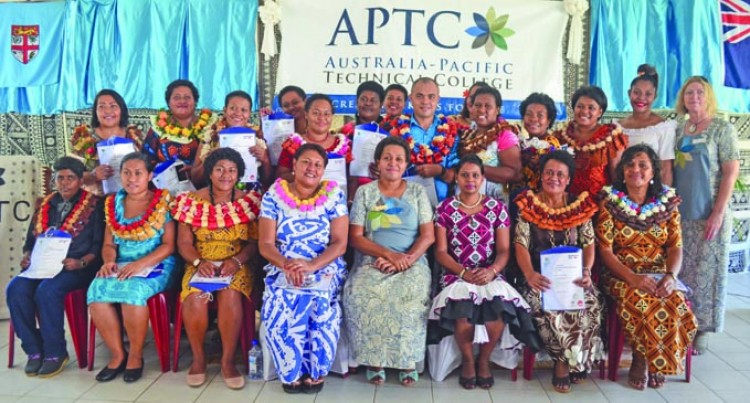 Students Graduate With Australian Qualifications In Labasa