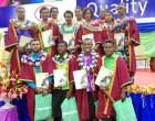Thumbs up for Technical College: Navishiek