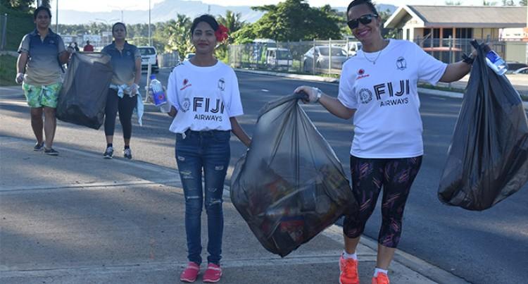 Fiji Airports stakeholders address Namaka corridor litter shame