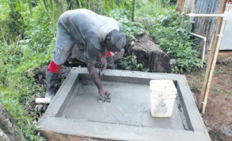 Waivola Water Project Nears Completion