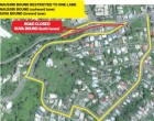 Rewa Street Intersection Closed Today and Tomorrow