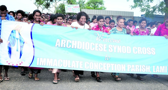 Synod Will Involve People in Future Planning for the Church
