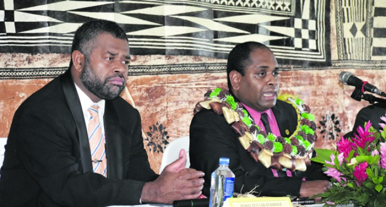 Cakaudrove Urged To Invest In Resources