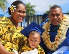 Earning A Degree Not Easy, Says Father